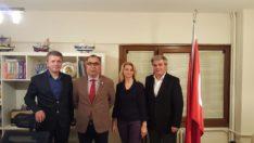 Genel Sekreterimiz Kemal Üstündağ'ı Ziyaretimiz
