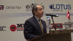 İstanbul Yeminli Mali Müşavirler Odası Başkanı Vehbi Karabıyık Konuşması