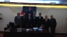 Kağıthane Belediye Başkanı Ziyareti