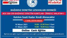 BDS500-599 DENETİM KANITLARI-I-