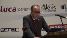 Neden Bağımsız Denetim 2017 Konulu Panelde Baduder Başkanı Recep Önem Konuşması
